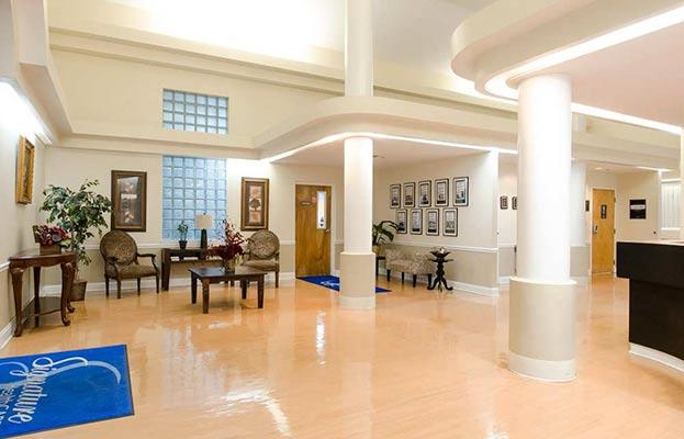 Live Oak, Florida Nursing Home Facility - Surrey Place Care Center